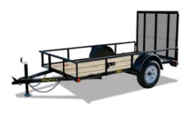 Where to find TRAILER, 2000  SGL AXLE in Maryville
