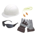Rental store for HARDHAT NEW HIRE KIT SMOKE GLASSES in Maryville TN