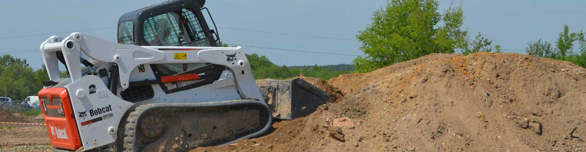 Skid Steer Rentals in Blount County